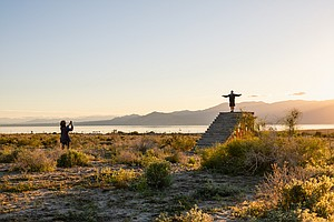 Artists Use Desert X Installations To Comment On Degradat...