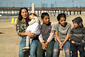 Mother's Journey Shows Some Asylum-Seekers Are Reaching T...
