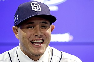 Business Report: Manny Mania For Padres