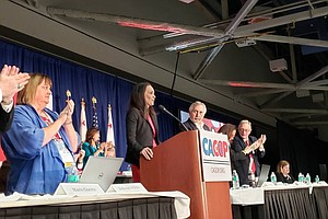 California Republicans Select First Woman to Chair State ...