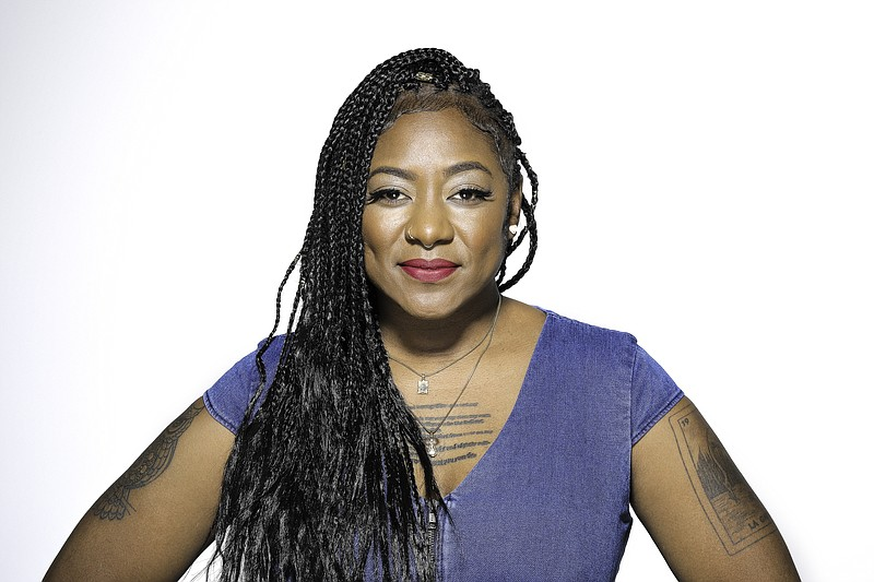 Alicia Garza, UC San Diego graduate and co-founder of the Black Lives Matter ...