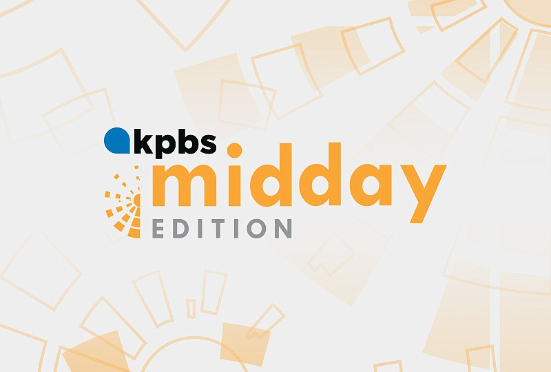 The Midday Edition logo is shown in this undated graphic.