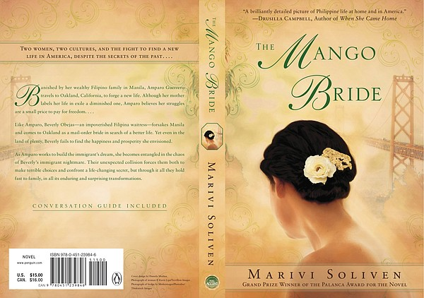 Marivi Soliven, author of