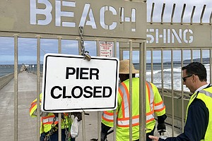 Storm-Battered Ocean Beach Pier Could Reopen By Memorial ...