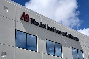 Photo for Art Institute Shutters; Students And Teachers Shocked