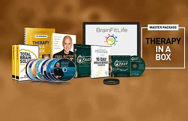 Give at the $300 level and receive the Therapy in a Box M...