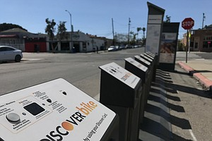 San Diego Evicts Docked Bike-Sharing Company DiscoverBike