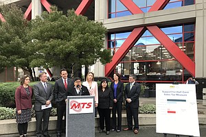 Photo for MTS Polling Finds 2020 Tax Measure Within Reach