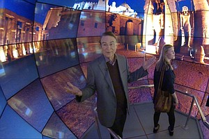 UC San Diego's Qualcomm Institute Shows Off Virtual Reali...