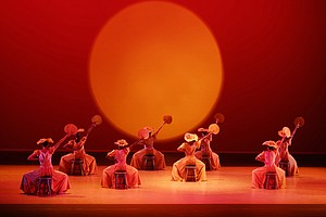 Photo for San Diego's Top Weekend Arts Events: Alvin Ailey, 'Cabaret' And Zandra
