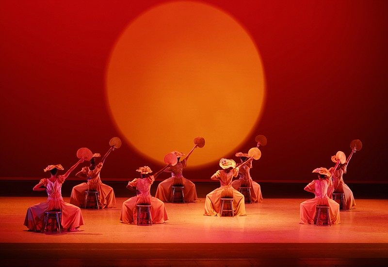 A photo from Alvin Ailey's