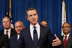 Gov. Newsom Calls California's Native American Treatment ...