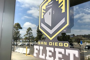 Photo for Defunct Fleet Football Still Owes San Diego Money