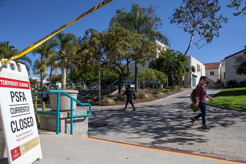 The PSFA building was closed on March 13 – six weeks after the university was...