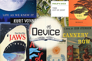 New KPBS Podcast, 'Device' Examines How Literature Uses S...