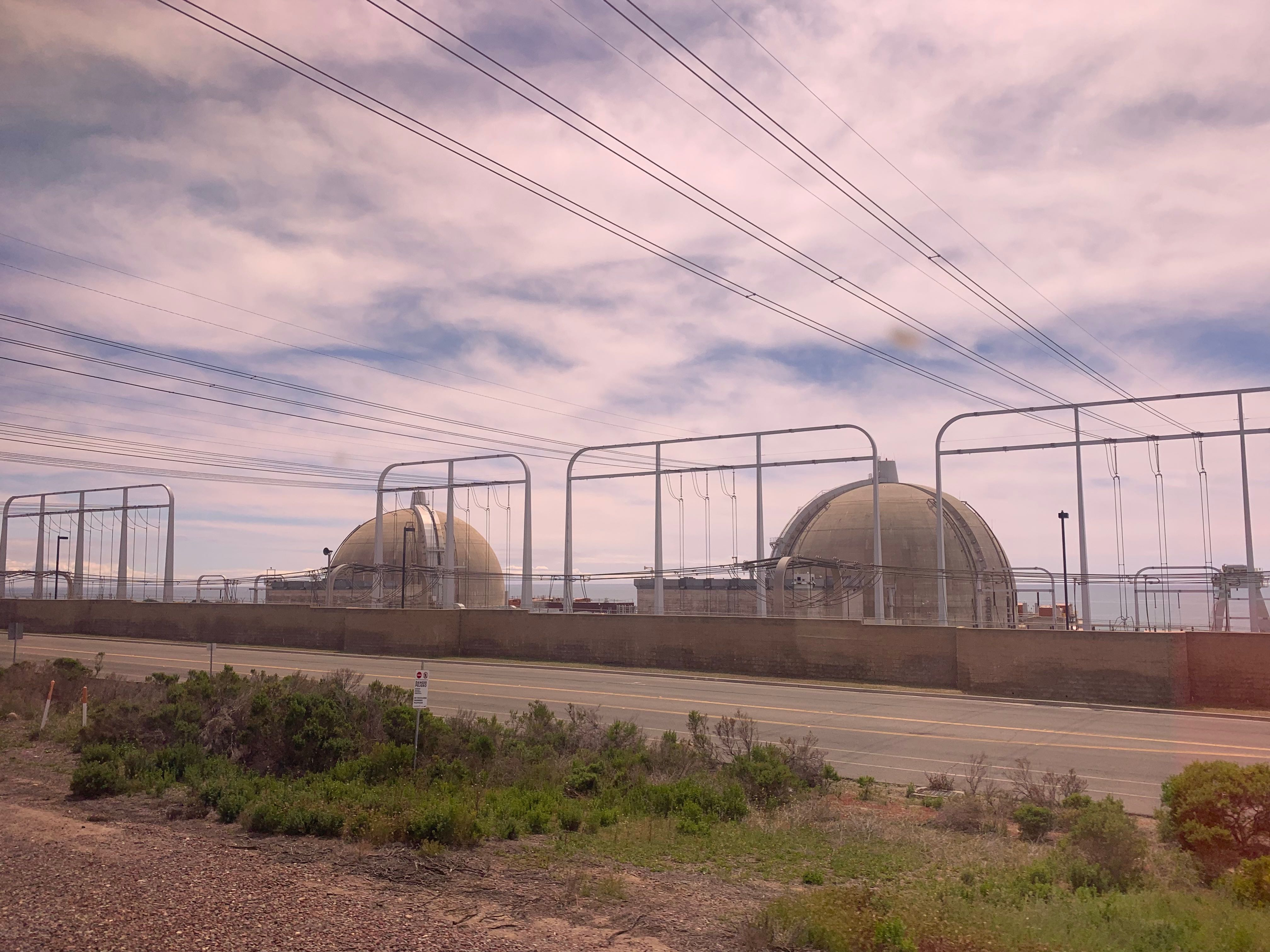 San Onofre Nuclear Power Plant Decommissioning Project Begins