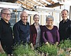 Members of The Salk Institute's plant biology t...