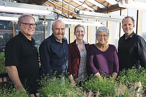 Salk Scientists Plan To Combat Climate Change With Plants
