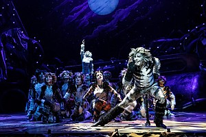 Will My Kid Like 'Cats?' A Guide To Kid-Friendly Arts In ...