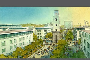 SDSU Selects Architect To Help Design Future Mission Vall...