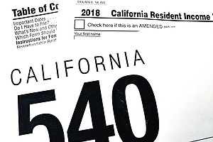 California Issued 23,500 Tax Returns Without Verification