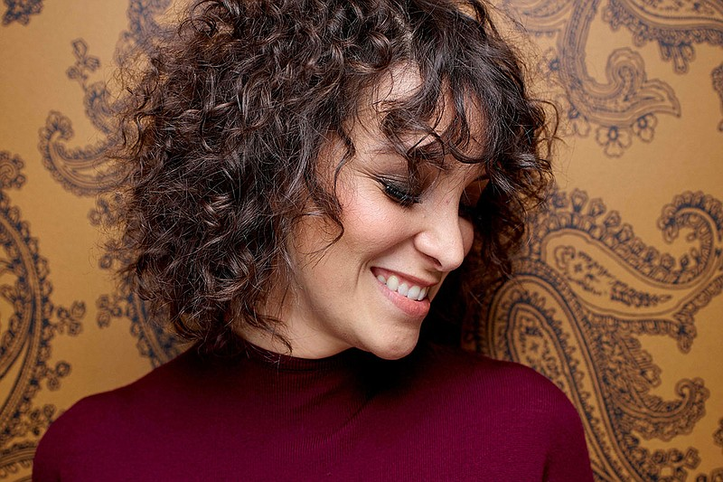 Singer/songwriter Gaby Moreno in an undated photo.