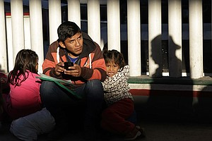 Photo for Judge Gives US 6 Months To Identify Children Split At Border