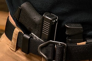 Concealed Weapons Permits Increasing In San Diego County