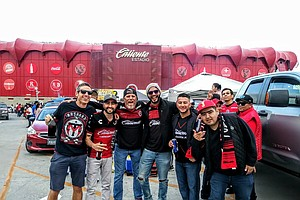 Only Here Podcast: Gringo Xolos Root Hard For Tijuana's S...