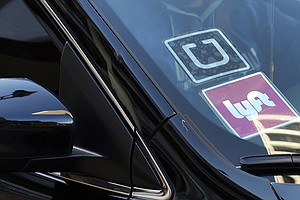 Uber And Lyft Drivers Are Striking — And Call On Passenge...