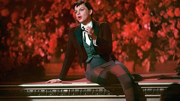 Judy Garland plays the rising star in George Cukor's