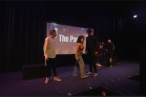 Photo for San Diego School Wants To Take Human Trafficking Play On The Road