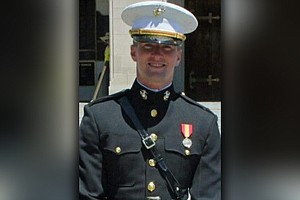 Photo for Marine Killed in Camp Pendleton Training Accident ID'd