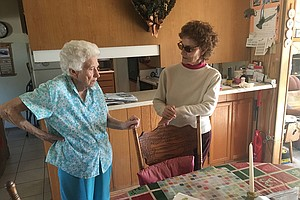 Loneliness And High Rent Prompt California Seniors To Lo...