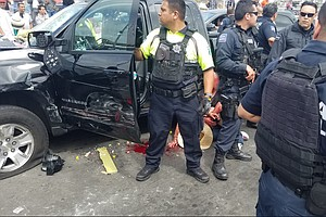 American Citizen Arrested In Tijuana After Chaotic Chase ...