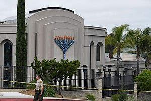 Accused Poway Synagogue Shooter Pleads Not Guilty In Fede...