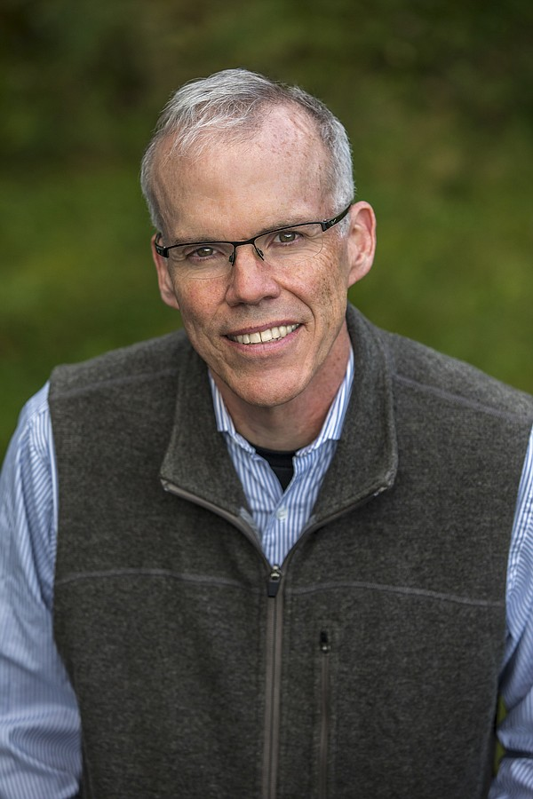Bill McKibben, founder of 350.org, in an undated photo.