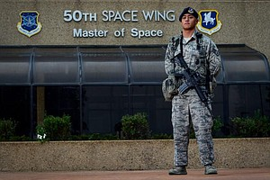While Trump's 'Space Force' Sits On The Launchpad, The Mi...