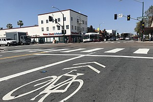 North Park's 30th Street To Get Protected Bike Lanes