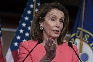 Photo for Pelosi Offers Medicare Negotiation Plan To Curb Drug Prices