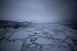 Photo for Getting Up Close With A Melting Antarctic Glacier To Study Sea Level Rise
