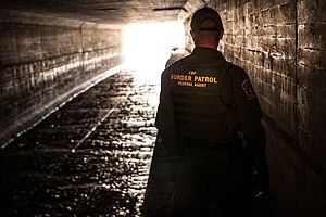 Photo for 5th Migrant Child Dies After Detention By Border Patrol
