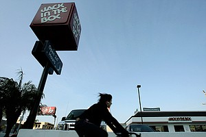 Photo for Business Report: Jack In The Box Calls Off Sale