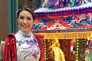 Photo for This Beauty Queen Uses Her Platform To Ease Mental Health Stigma In Asian Ame...
