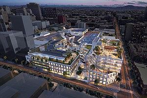 San Diego Tech Hub Plans To Transform Horton Plaza