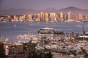 Photo for San Diego's Quality Of Life Gets Mixed Reviews In USD Report