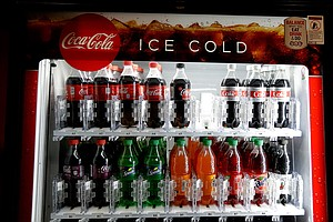 Photo for California Senate Votes To Add Warning Labels On Sugary Drinks