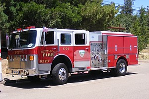 Have You Seen This Fire Truck? The County Says It's Missing