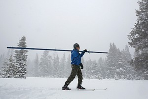 Photo for California Snowpack 202% Of Average For This Time Of Year