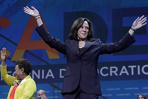 Questions Raised About Sen. Kamala Harris' Criminal Justi...